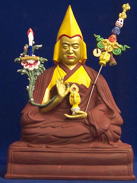 Pabongkha-statue