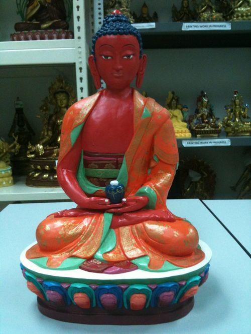 Amitabha clay