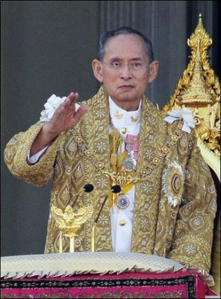 Royal king of thailand