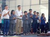 Members of the Kechara Board of Directors and pastors. 克切拉董事会成员及讲法师们。