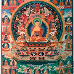 The 35 Confessional Buddhas