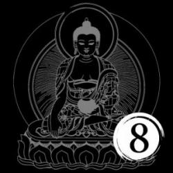 Mewa 8 Birth Buddha: Shakyamuni