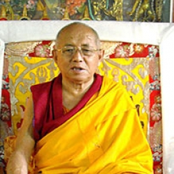 The Passing of a Great Master: Kensur Konchok Tsering Rinpoche