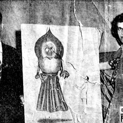 Flatwoods Monster: Close Encounter of the Third Kind?