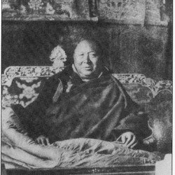 Ribur Rinpoche's profound meeting with Kyabje Pabongka Rinpoche