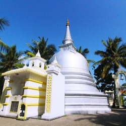 Exquisite Nagadeepa Vihara in Sri Lanka