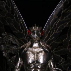 The Eerie Enigma of the Mothman