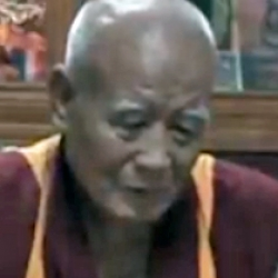 Geshe Yeshe of Jangtse Monastery speaks about his conclusions on Tsem Rinpoche