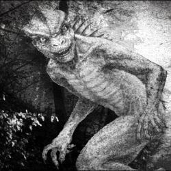 Creepy Tales of the Lizard Man