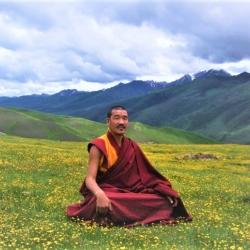 Lama Jampa Ngodup Wangchuk Rinpoche on Guru Devotion | 向巴恩珠上师(旺秋喇嘛)讲解依师法 | བླ་མ་བྱམས་པ་དངོས་གྲུབ་དབང་ཕྱུག་རིན་བོ་ཆེ་ནས་བཤེས་གཉེན་བསྟེན་ཚུལ་གྱི་སྐོར།