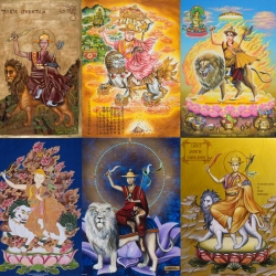 Which Dorje Shugden Style Is Your Favourite?