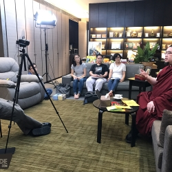 Why can't the Dalai Lama 'bind' Dorje Shugden?