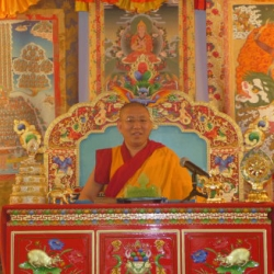 Incredible Lama Thubten Phurbu and His Activities