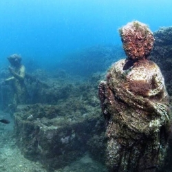 A Lost Underwater City Has Been Found 1,700 Years After It Sank