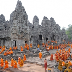 Amazing Angkor: A Guide to the Buddhist Temples of Siem Reap
