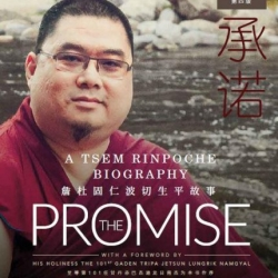 The Promise – Tsem Rinpoche's inspiring biography now in ebook format!