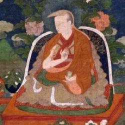 The Third Panchen Lama, Wensapa Lobzang Dondrub