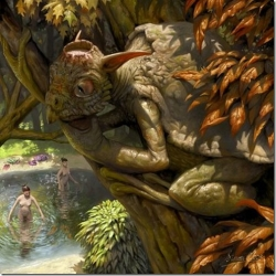 10 Japanese Folklore Creatures