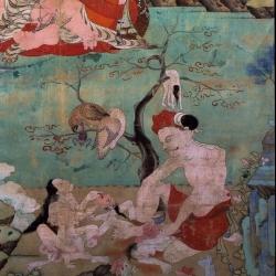 Mahasiddha Shyalipa the 'Jackal Yogin'