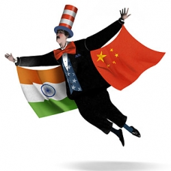 Your Next Job: Made in India or China