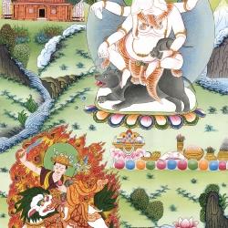 Elephant-headed Ganapati