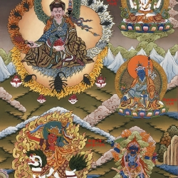 The Great Buddhist Master – Padmasambhava