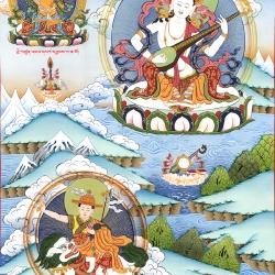 The All-Pervading Goddess of Art – Saraswati