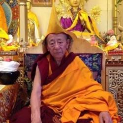 La réputation du brave Vénérable Guéshé Tsultrim Tenzin