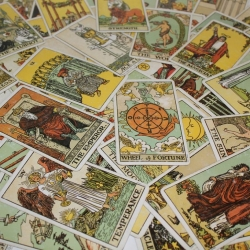 Psychics, fortune tellers and how to change your luck