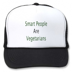 Are Vegetarians Smarter??