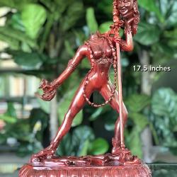 Beautiful Statue of Ucheyma | 精美殊胜的断首金刚瑜伽母像