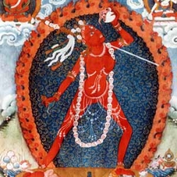 TRANSCRIPT: How Lama Tsongkhapa transforms to Vajrayogini