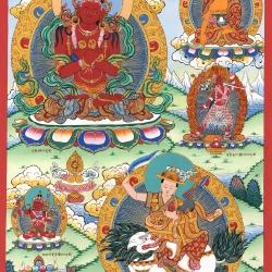 Vajradharma – The Guru in the Vajra Yogini Tantras