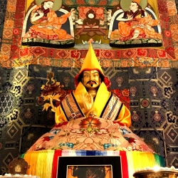 A Meditation on Saint Tulku Drakpa Gyeltsen for higher consciousness