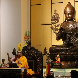 Facebook question: The Relationship between Lama Tsongkhapa and Maitreya Buddha