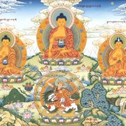 Buddhas of the Three Aeons