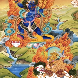 The Lord of Secrets: Vajrapani