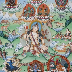 The Founder of Chod: Machig Labdron