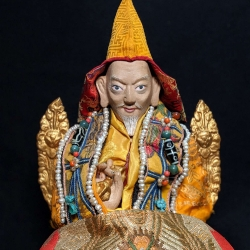 My Precious Kyabje Zong Rinpoche statue