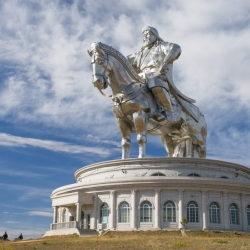 Genghis Khan has 16 million descendants