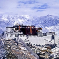 Power Struggle at Dalai Lama's Potala Palace – Tibet