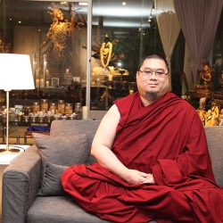 Tales With My Lama : Audience With Tsem Rinpoche