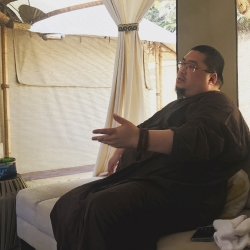 Growing up with Rinpoche: Keeping an eye on the future