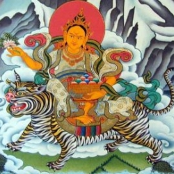 Miyolangsangma, the Goddess of Inexhaustible Giving