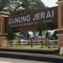 The Historic and Holy Site of Gunung Jerai and Bujang Valley