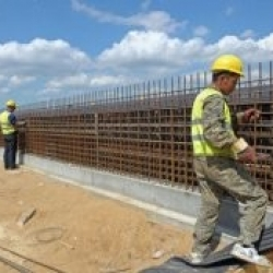 EU first: Chinese workers rebuild Polish motorways