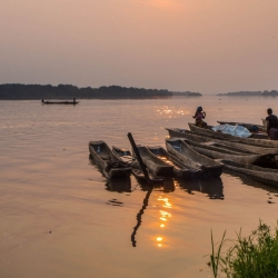 A Nightmare Journey on the Congo River