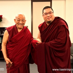 Tales with My Lama: On Being A Monk