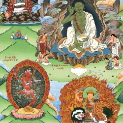 The Incredible Poet and Yogi – Jetsun Milarepa