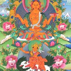 Goddess of Transcendent Wisdom: Prajnaparamita